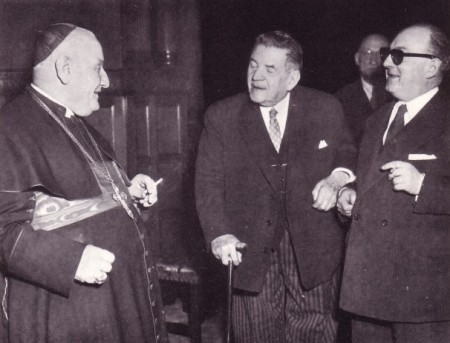 04_Aggiornando_la_Iglesia_al_mundo-San_Juan_XXIII_con_Édouard_Herriot-Presidente_Partido_Radical-Socialistade_la_Asamblea_Nacional_Francesa-IV_República_1954