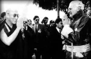 Dalai Lama y Miguel Serrano - Nazi - Chile